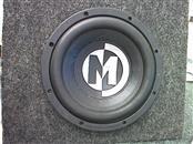 MEMPHIS AUDIO Car Speakers/Speaker System 15-PR10D4V2